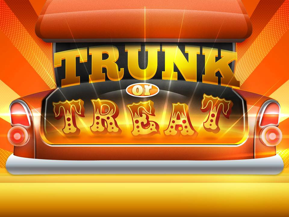 Image result for Trunk or Treat at Church